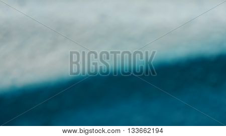 Abstract white black blue background painted brick in wall
