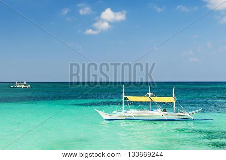 Boat On Water