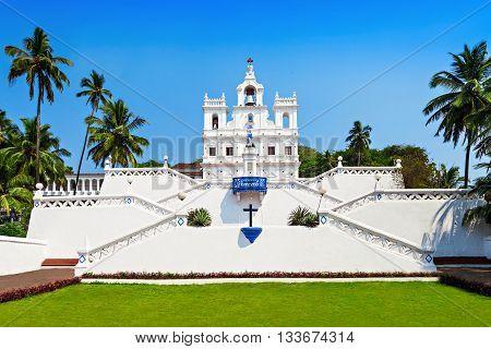 Our Lady Church, Goa