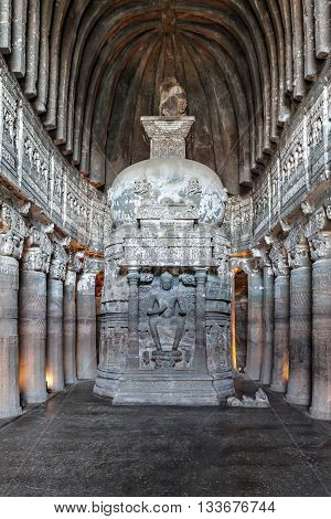 Ajanta Caves, India