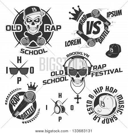 Rap Emblems 1