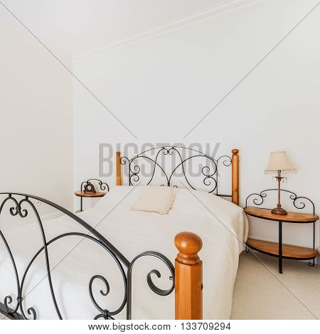Photo of a luxurious and stylish guest-room for visitors