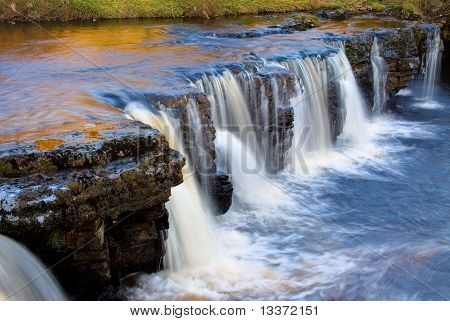 Late Afternoon at Wainwath Falls