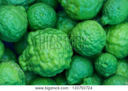 bergamot fruit background, Good aromatherapy and herb