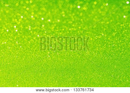 green glitter texture abstract background for design