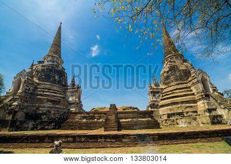 Ayutthaya Historical Pagoda Park, Phra Nakhon Si Ayutthaya