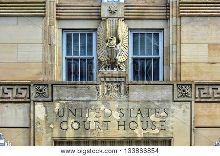 United States Court House - Buffalo, New York