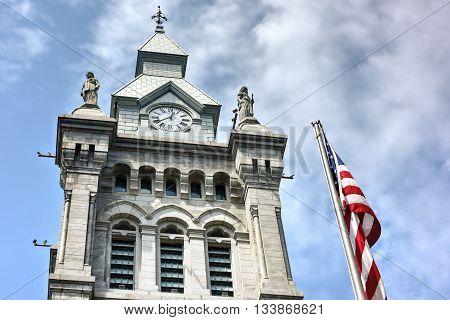 Erie County Hall - Buffalo, New York