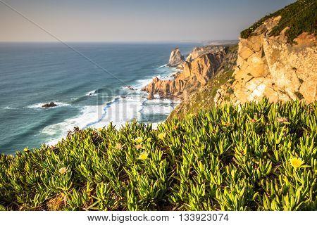 Cabo da Roca Cascais Portugal Europe .