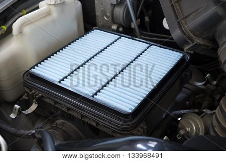 new air filter for car auto spare part