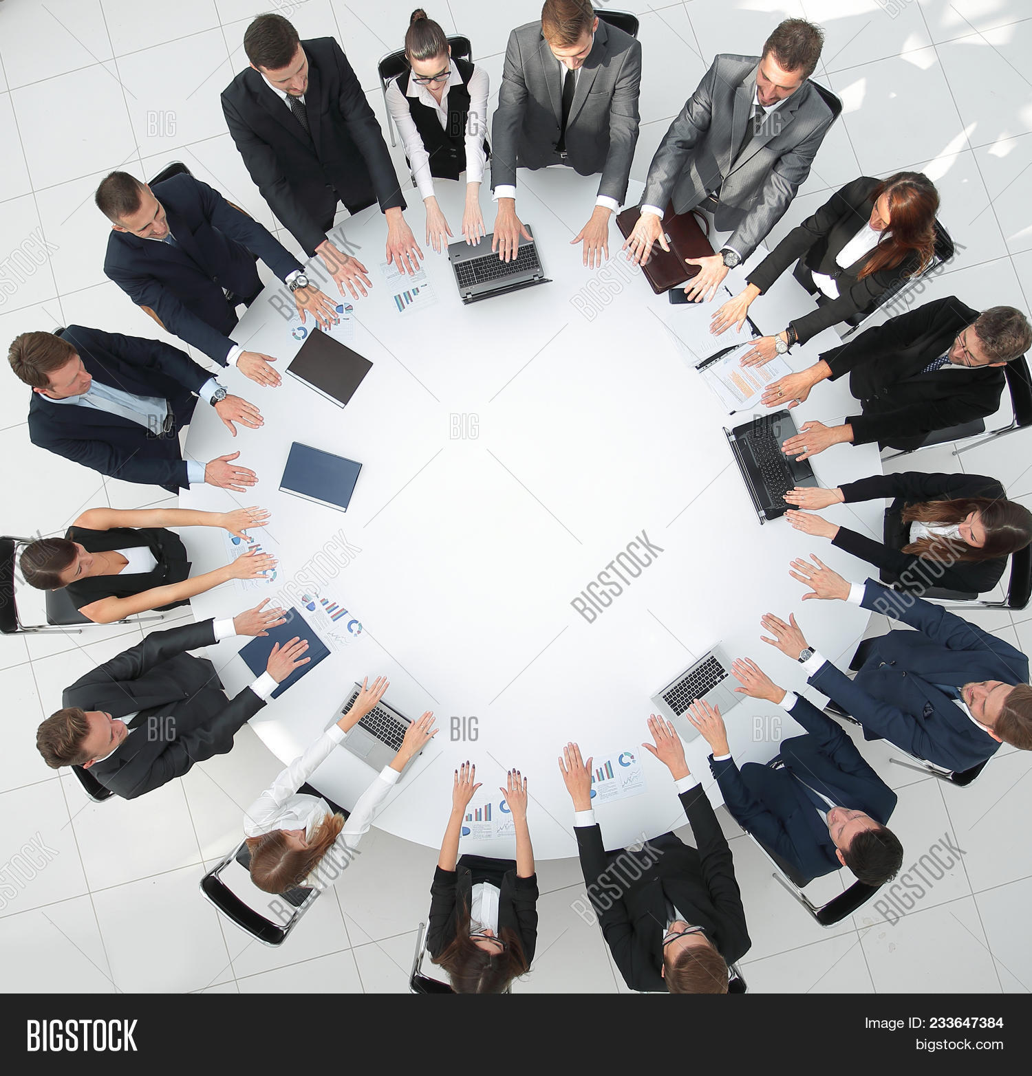 Group Business People Image & Photo (Free Trial) | Bigstock
