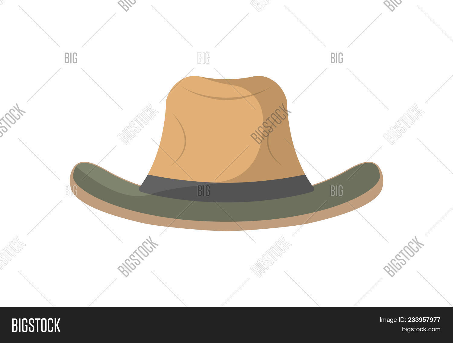 43cbffb635e Cowboy Hat Icon. Image   Photo (Free Trial)