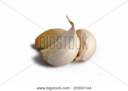 Isoluted Garlic