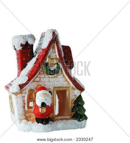 House Santa Claus