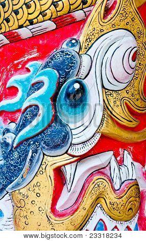 Serpent Background Texture