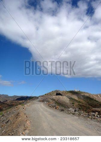 Gran Canaria Mountain Path