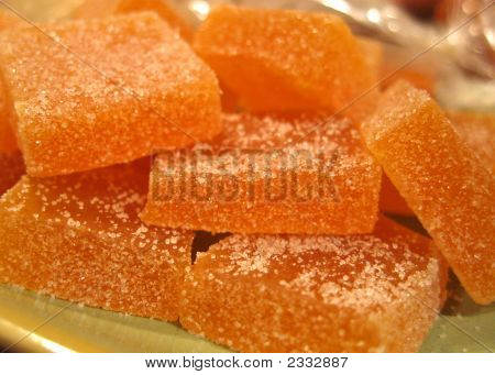 Pates De Fruits