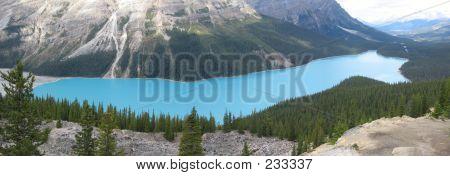 Peyto Lake - Banff National Park, Alberta, Canada