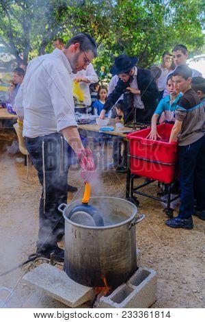 Passover Hagalah In Haifa