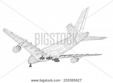 Passenger Aircraft  3d Image & Photo (Free Trial)   Bigstock