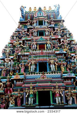 Sri Mariamman Temple Singapore