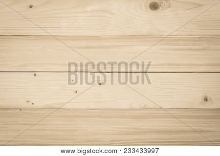 Beige Brown Pine Wood Texture Woodgrain Detail Horizontal Pattern Background