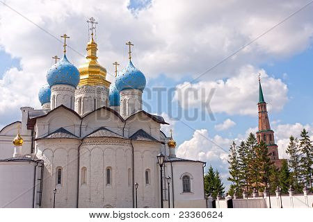Kazan City - The Center Of Two Cultures
