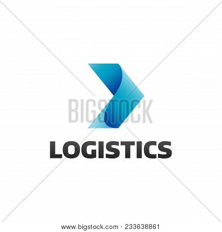Logistic Company Logo. Arrow Icon. Delivery Icon. Arrow Logo. Business Logo. Arrow Vector. Delivery
