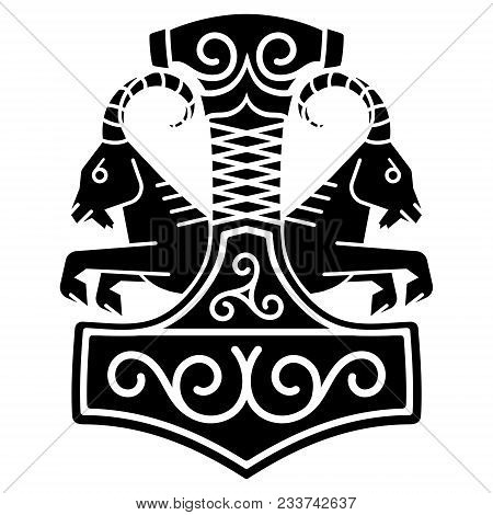 Norse Mythology Symbols Images Illustrations Vectors Free