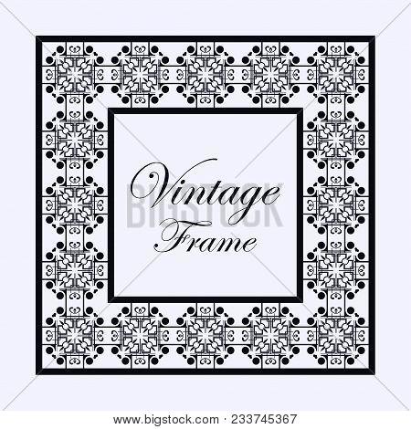 Vintage Ornamental Vector & Photo (Free Trial) | Bigstock
