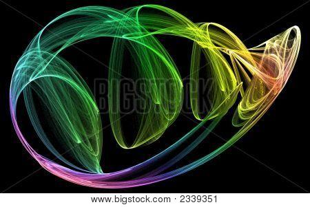 Beautiful Abstract Smokey Swirls