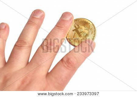 Symbolic Gold Coin