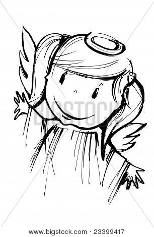 smiling little angel