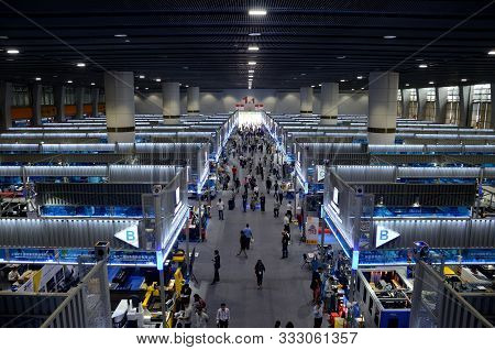Canton Fair Machinery Hall