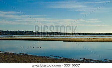 Sandbar Panorama