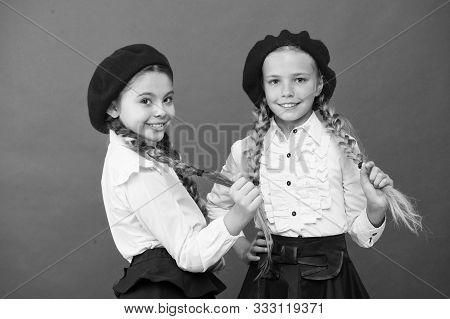 Friendship And Sisterhood. Best Friends. International Exchange School Program. School Friends. Smal