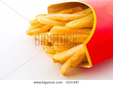 Salty Greasy French Freedom Fries