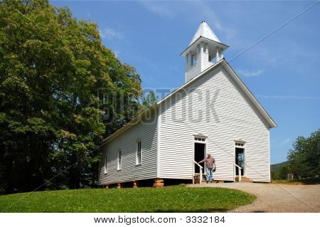 Vintage Country Church