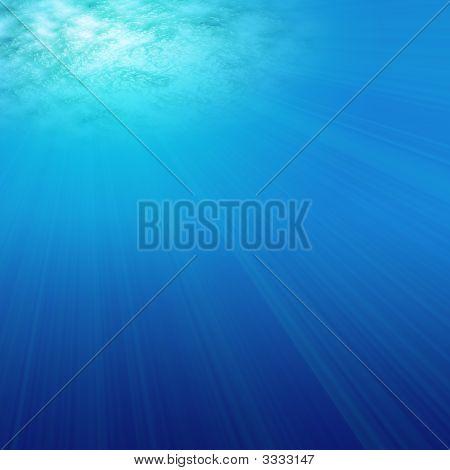 Under Water Love