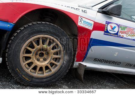 C. Britton Subaru Impreza