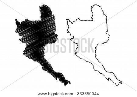 Niari Department (departments Of The Republic Of The Congo, Congo-brazzaville, Congo Republic,rotc)