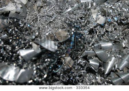 Metallic Shavings