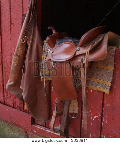 Saddle And Chaps