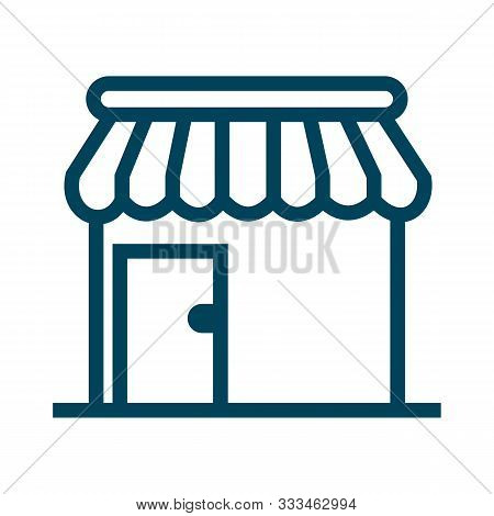 Cafe Icon Isolated On White Background From Cafe Collection. Cafe Icon Trendy And Modern Cafe Symbol