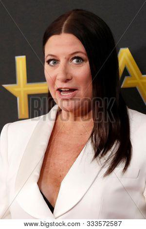 LOS ANGELES - NOV 3:  Emma Tillinger Koskoff at the Hollywood Film Awards at the Beverly Hilton Hotel on November 3, 2019 in Beverly Hills, CA