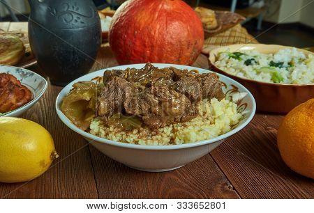 Burkina Faso Munyu Caf Couscous