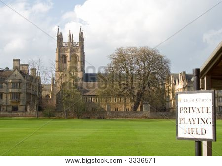 Christ Church College Playing Fields, Oxford