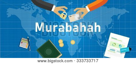 Murabahah Or Murabaha Is Islam Method Of Mark Up Or Cost Plus Financing. A Contract Of Sale Between