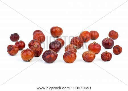 Herbs: Dried Red Juniper (juniperus Oxycedrus) Berries