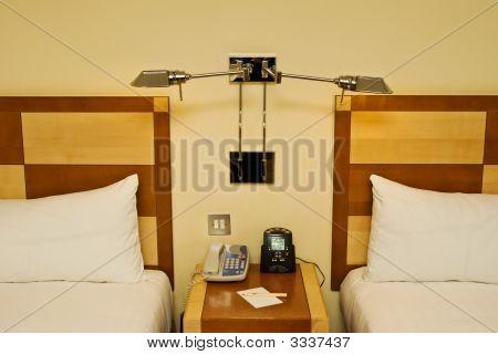 Hotel Bedside